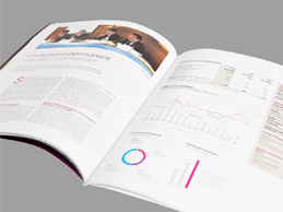 annual reports paper for commercial print antalis uk