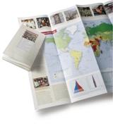 Xerox DuraDocument Papier voorbeeld landkaart