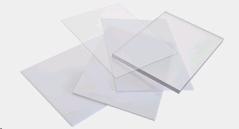 Lumex A Clear PETA Rigid Synthetic Sheets