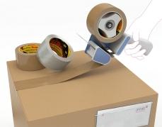 3M Scotch PP tape handmatig
