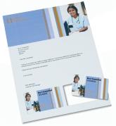 Xerox Valupeelcard voorbeeldvel